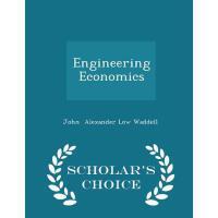 【预订】Engineering Economics - Scholar's Choice Edition