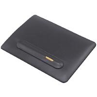 全包轻薄全面屏平板 iPad Pro 11寸保护套皮套内胆包装触控笔键盘 单机版 黑色