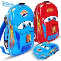 潮儿童男孩子宝宝小背包3-5岁幼儿园书包男童迪士尼闪电麦昆汽车