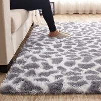 客厅沙发地毯 茶几垫 卧室床边婚房满铺地毯 防滑加厚水洗