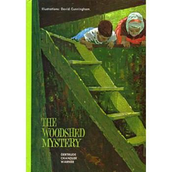 【预订】Woodshed Mystery 预订商品,需要1-3个月发货,非质量问题不接受退换货。