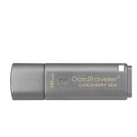 金士顿 DTLPG3 16G U盘金属外壳 硬件加密U盘16g Kingston DataTraveler Locke