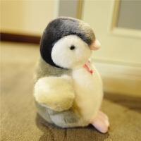 可爱超萌小企鹅公仔毛绒玩具玩偶迷你小号布娃娃宝宝生日礼物女孩