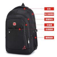 巴克军刀17寸高中学生书包双肩包男背包女大容量旅行包防盗电脑包