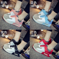 乌龟先森 帆布鞋 女士前系带低帮运动鞋秋季新款韩版女式平跟耐磨学生百搭女鞋冬