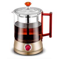 家用煮茶器黑茶 玻璃电热水壶全自动蒸汽蒸茶壶普洱蒸汽电煮茶壶器