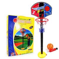 【每满100减50】儿童早教益智可升降篮球架投篮玩具室内户外体育运动男孩宝宝婴幼儿1-2-3岁