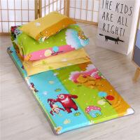 可拆洗 全棉纯棉婴儿幼儿园儿童床垫60*0 60*5垫被