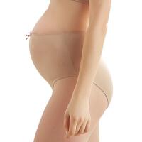 孕妇内裤 纯棉高腰月子内裤 纯色大码内裤 孕妇内衣SN4672 肤色