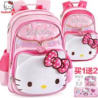 凯蒂猫书包小学生女童1-3-4年级hello kitty幼儿园儿童双肩背包6