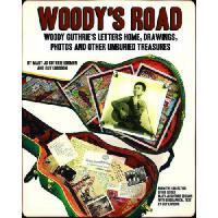 【预订】Woody's Road: Woody Guthrie's Letters Home, Drawings, P