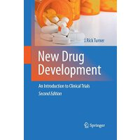 【预订】New Drug Development 9781493900916