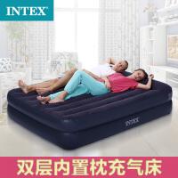 家用充气床垫充气床垫双人充气床高气垫床双层午休折叠