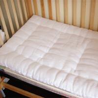 ???婴儿床儿童床天然棉花褥子垫芯垫被芯纯棉包布