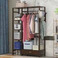 衣柜简易布衣柜现代简约收纳实木组装宿舍家用卧室出租房用经济型