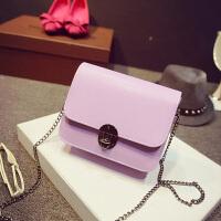 夏季手机包零钱包女包西装钱夹零长短钱包男女卡包 浅紫色