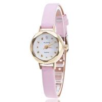 韩版时尚女士手表学生手表镶钻石英腕表