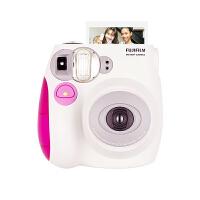 【支持礼品卡+包邮】富士拍立得 mini7s 粉色相机 迷你7s 一次成像 即影即得拍立得相机 生日礼物 情人节礼物送
