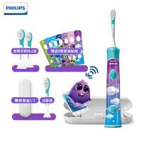 飞利浦(PHILIPS)电动牙刷Sonicare For 儿童牙刷 充电式声波震动牙刷 HX6322-旅行装
