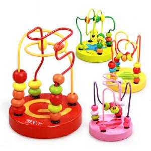 【当当自营】特宝儿 早教玩具形状认知早教铁线圈0-3岁益智儿童套装玩具