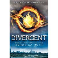 英文原版 Divergent 分歧者
