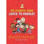 【预订】The Peanuts Gang Loves to Doodle: Create and Complete F