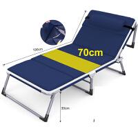 折叠床办公室简易午休便携床单人陪护行军床睡椅隐形午睡床