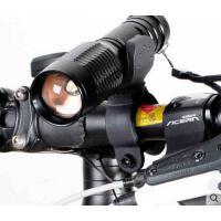 骑行照明户外登山小电灯led强光手电筒可充电t6户外超亮多功能远射防水