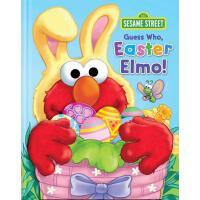 【预订】Sesame Street: Guess Who, Easter Elmo!