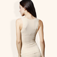 美体塑身上衣收胃束身背心塑身衣收腹束腰托胸中长款