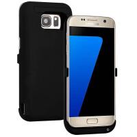 三星S7手机背夹电池s7edge充电宝移动电源手机壳无线充电器S7edge大容量