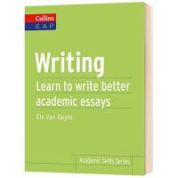 如何写学术论文 英文原版 Collins Academic Skills Writing B2+ 柯林斯学术技能系列
