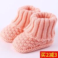 秋冬季儿童地板袜婴儿袜子鞋加厚防滑软底早教男女宝宝学步鞋袜套