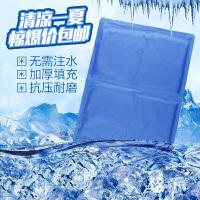 出口日本凝胶冰垫 夏季降温坐垫凉席垫宠物冰垫汽车座椅垫vRbE14