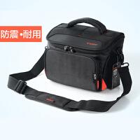 相机包单反单肩便携摄影包700D750D70D100DM3M6微单80D200D 2017款加厚 小号