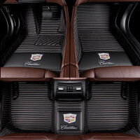 汽车脚垫2018新款凯迪拉克ATSL CT6 XTS SRX CTS XT5全包围汽车脚