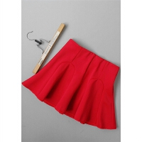 [77-210]新款女装蓬蓬裙百褶半身裙0.18