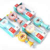 拨浪鼓1-12个月贝恩施早教益智婴儿玩具 新生儿宝宝手摇铃音乐