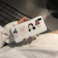 20190529201312767ins简约涂鸦华为p20/30手机壳pro卡通mate10/9荣耀青春v10/9/8