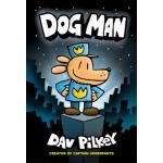 Dog Man (Captain Underpants: Dog Man #1) 神探狗狗的冒险1