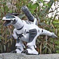 3-6周岁儿童玩具男孩遥控恐龙玩具电动霸王龙仿真动物机器人