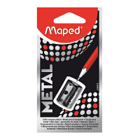 Maped马培德 034019CH金属卷笔刀小学生铅笔刀儿童小号削笔器迷你转笔刀