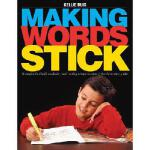 【预订】Making Words Stick: Strategies That Build Vocabulary an