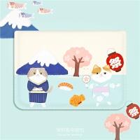 富士山猫咪苹果电脑包macbook air pro内胆包11 12 13 15寸 11寸 电脑包 其它尺寸