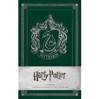 Harry Potter Slytherin Hardcover Ruled Journal 哈利波特:斯莱特林笔记本