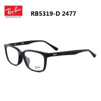 雷朋眼镜框男女同款 黑眼睛框成品近视眼镜架 镜框RB5319-D
