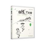 中国儿童文学影响力丛书・像风一样奔跑