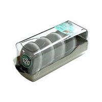 ACTTO光盘盒 光盘收纳盒 CD盒架 光碟包 cd储藏箱大容量120片