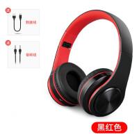 游戏耳机 L6X蓝牙耳机头戴式无线游戏运动型跑步耳麦电脑手机通用插卡音乐重低音长待机可接听电 官方标配