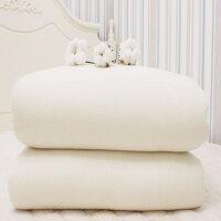 棉被长绒棉花被子手工棉絮棉胎床垫褥子学生儿童春秋冬被芯 14斤 棉被